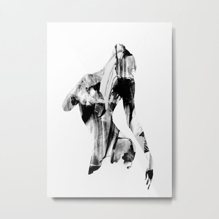 Beautiful Movement 2 Metal Print