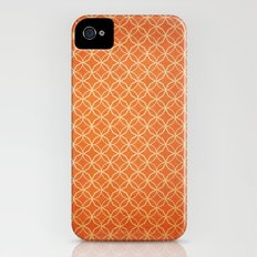 orange crush Slim Case iPhone (4, 4s)