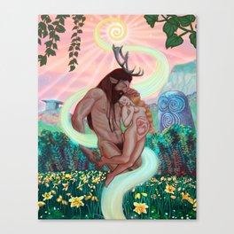 Beltane Canvas Print