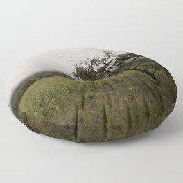 Beautiful mist Floor Pillow