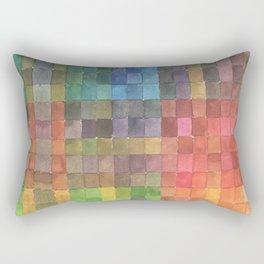 Swatches 1 Rectangular Pillow