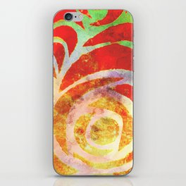Sum' Rose iPhone Skin