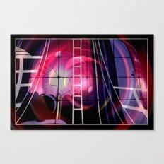 Lichträumlichkeiten.  Canvas Print