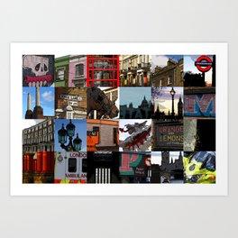 London No. 5 Art Print