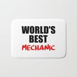 mechanic Bath Mat