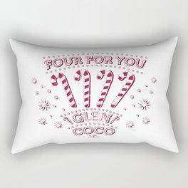 Far for you glen coco Rectangular Pillow