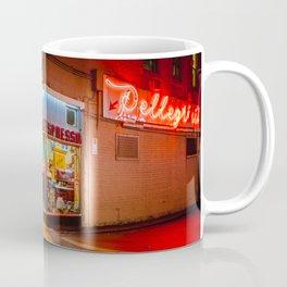 Late Night Espresso Coffee Mug