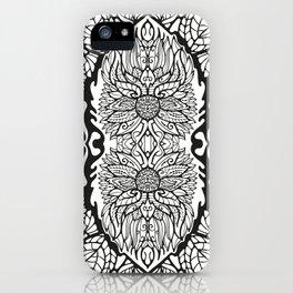 Pattern Flower 2 iPhone Case