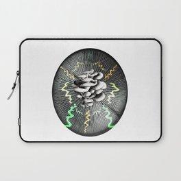 Mushroom Waves Laptop Sleeve