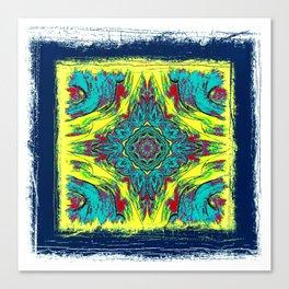Rustica Mandala (10) Canvas Print