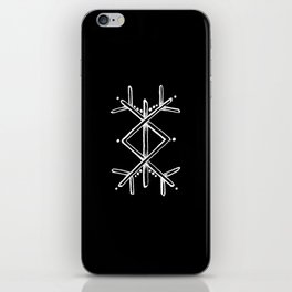 amulet iPhone Skin