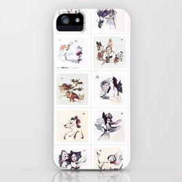 Collection Landscape ~ Los Caprichos iPhone Case
