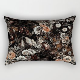 Night Garden V Rectangular Pillow