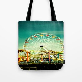 Farris Wheel  Tote Bag