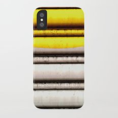 SPLASH - YELLOW Slim Case iPhone X