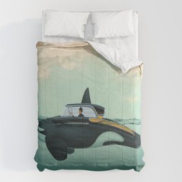 The Turnpike Cruiser of the sea Comforters