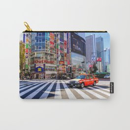 On the Streets of Shinjuku Carry-All Pouch