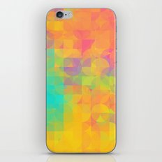 Light and Geometry iPhone & iPod Skin