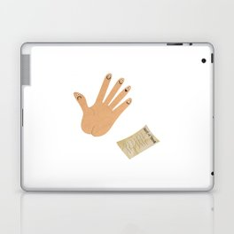 Rules Of Thumb Laptop & iPad Skin
