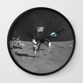 Girls Just Want To Have Fun Wall Clock