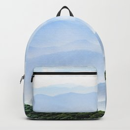 Great Smoky Mountain National Park Sunset Layers II - Nature Photography Backpack