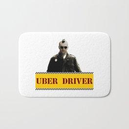 Taxi Driver Update Bath Mat