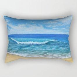 Beach Day 2 Rectangular Pillow