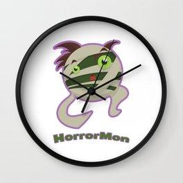 HorrorMon Mummy Wall Clock