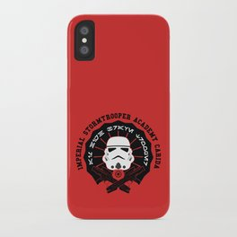 Imperial Academy iPhone Case
