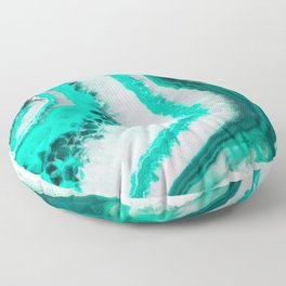Mint Agate Floor Pillow