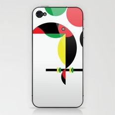 Tucan iPhone & iPod Skin