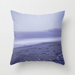 Ocean Secrets Throw Pillow