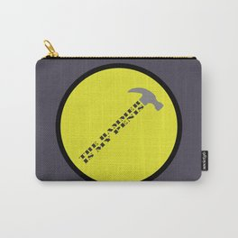 Captain Hammer Carry-All Pouch