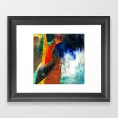 Petroleum & Soil Framed Art Print