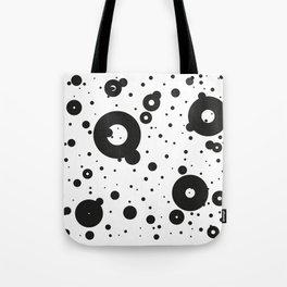 Bouncing Tote Bag