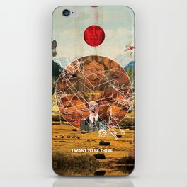 Give Peace A Chance iPhone Skin
