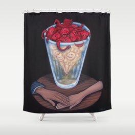 Goodnight, Fair Lady Shower Curtain