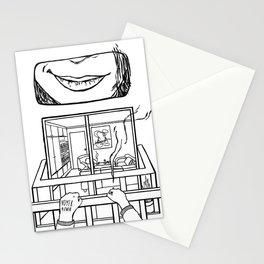 4EVER A VOYEUR Stationery Cards