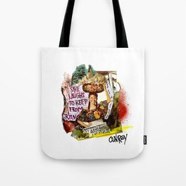 Witness to War Tote Bag