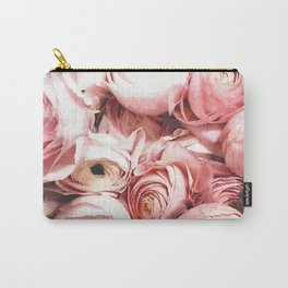 Blush Blooming Carry-All Pouch
