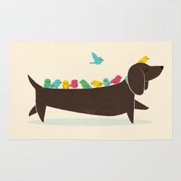 Bird Dog Rug