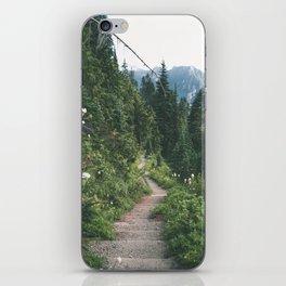 Happy Trails XVII iPhone Skin