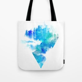 Escape from town Tote Bag