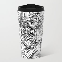 ARUP Fantasy Architecture Travel Mug