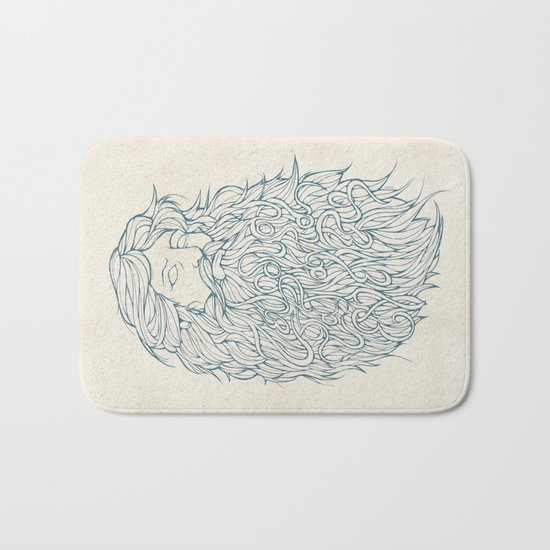 Zeus Bath Mat