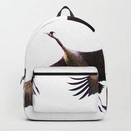 Cranes in flight #decor #society6 Backpack