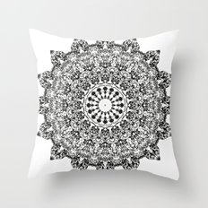 Year Zero Throw Pillow