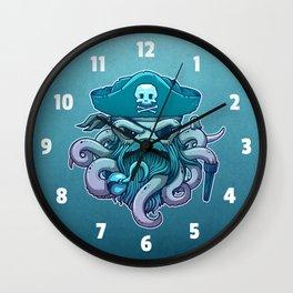 The Legendary Arrrctopus Wall Clock