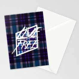 Live Free 3 Stationery Cards
