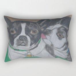Dottie and Myrtle Rectangular Pillow